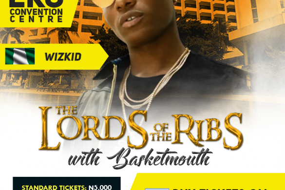 Wizkid to perform live at Lords of The Ribs in Lagos this September