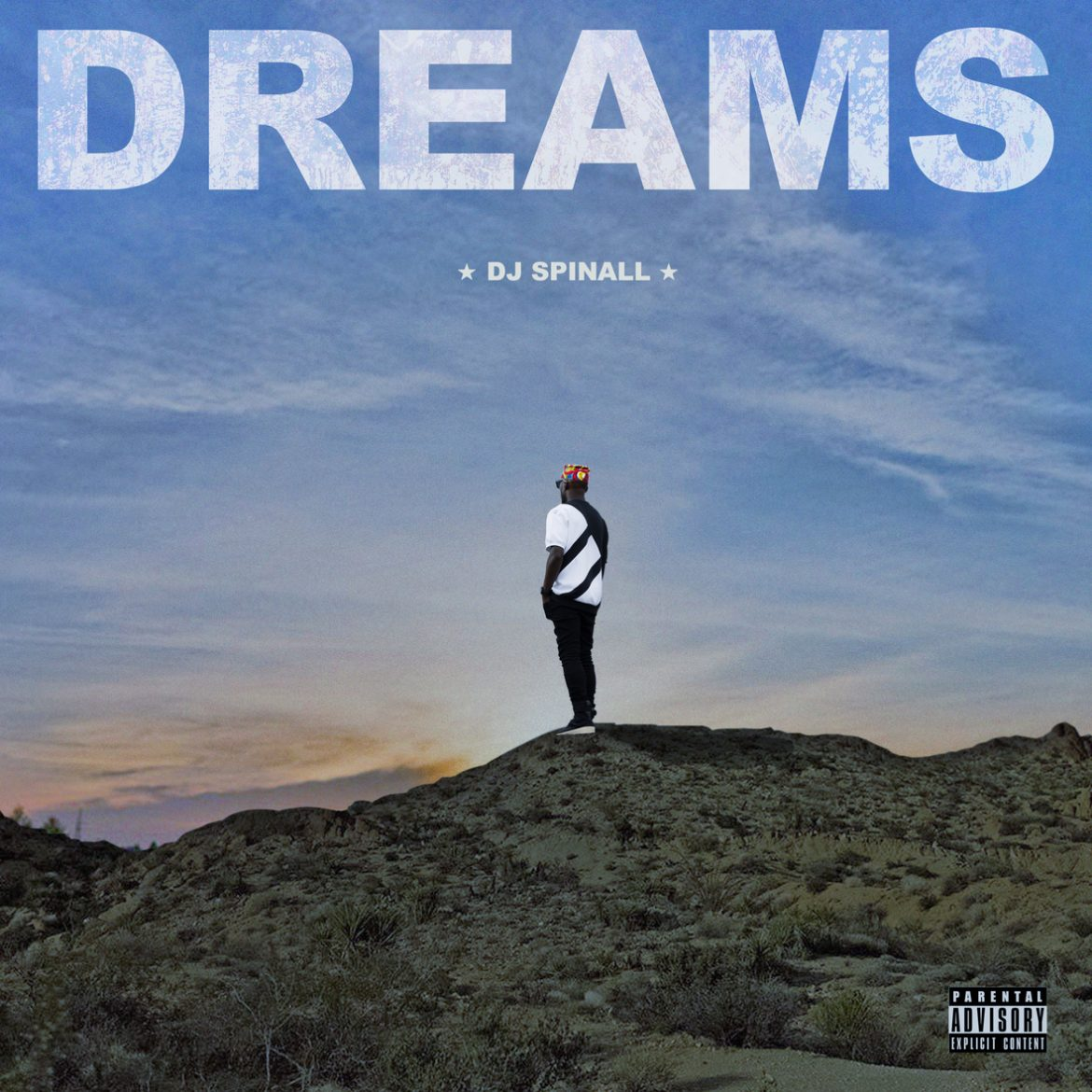 DJ SPINAL - DREAMS (ALBUM COVER)