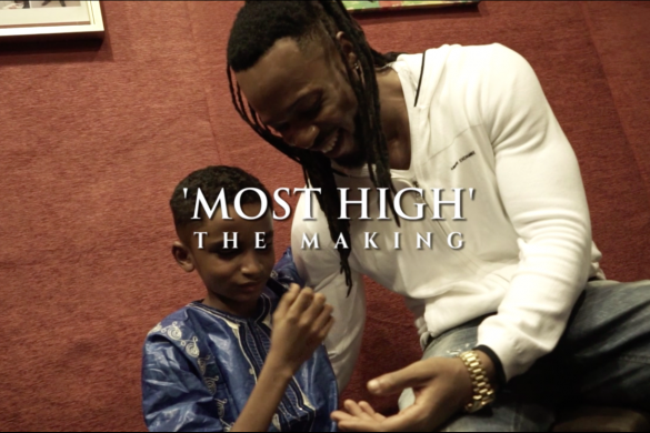 FLAVOUR - MOST HIGH [THE MAKING] (FEATURING SEMAH