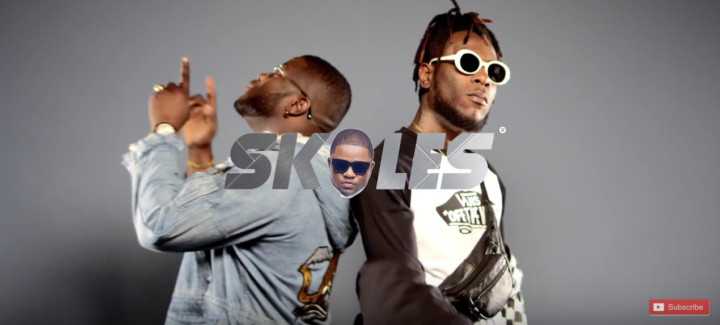 Skales ft. Burna Boy – Gbefun One Time