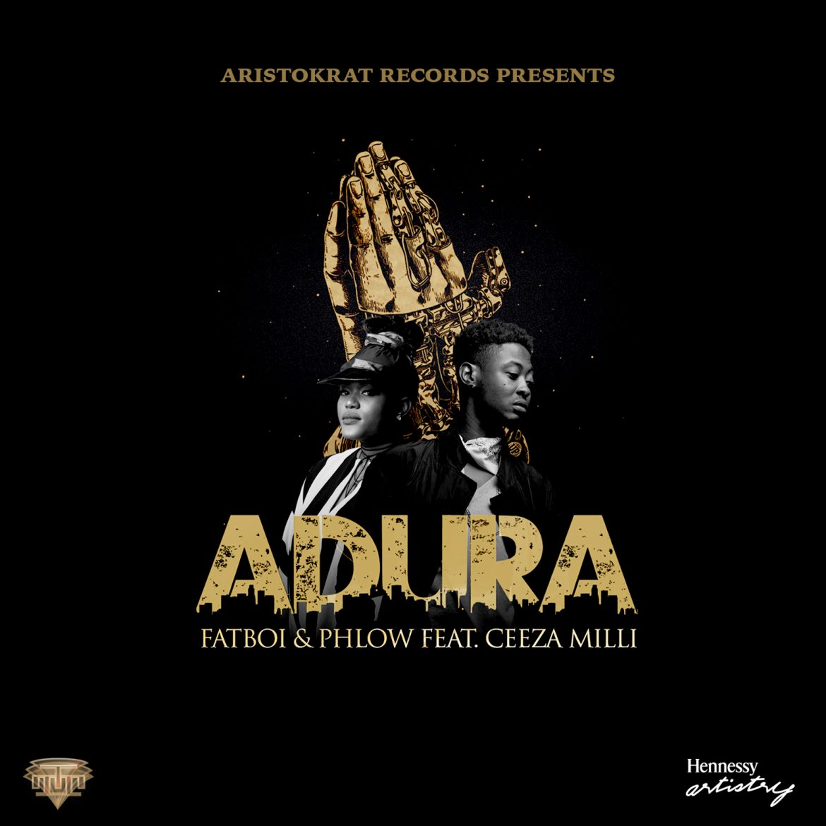 "ADURA"" by FAT BOI & PHLOW (feat CEEZA MILLI)"