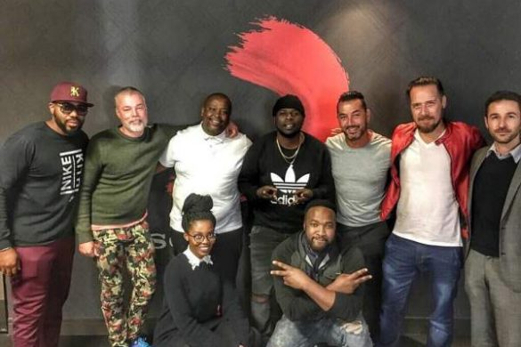 DJ Maphorisa Signs Sony Music Deal