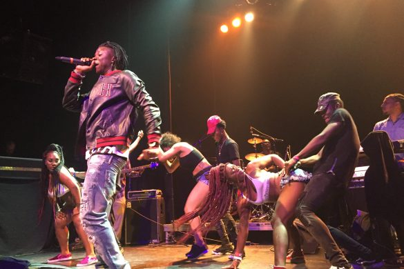 STONEBWOY Live At GRAMERCY Theatre New York