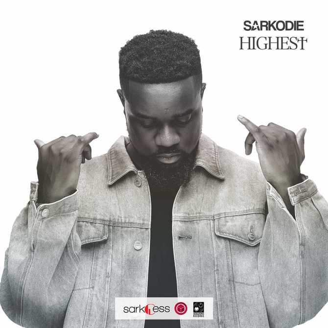 SARKODIE,GLOBAL, iTUNES, CHARTS ,'HIGHEST,' ALBUM