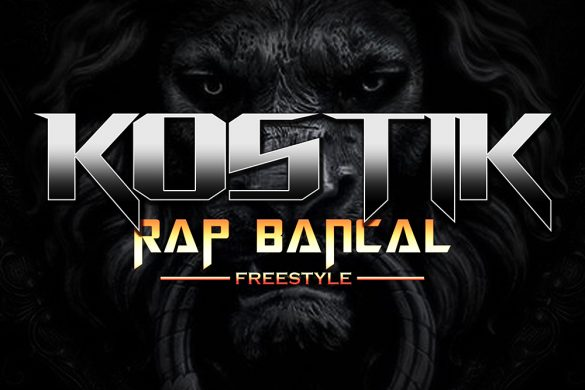 "Kostik - Rap Bancal ""Freestyle 1"" (Produced by Wizz!e Vanazor)"