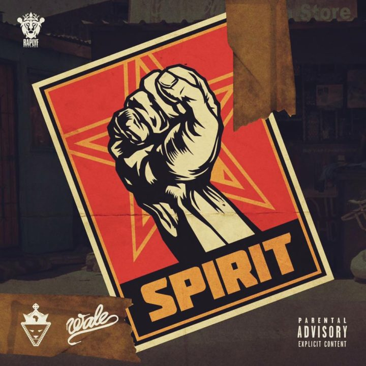Kwesta ft. Wale – Spirit