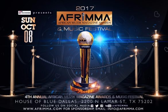 Fally Ipupa , Falz, Diamond Platnumz, C4 Pedro, Davido and Tiwa Savage Win Big at Afrimma 2017 Awards & Music Festival