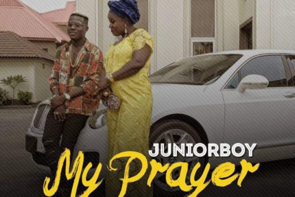 Junior Boy , My Prayer