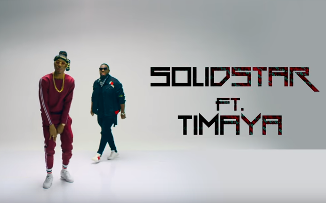 Solid Star Ft. Timaya – Silicon