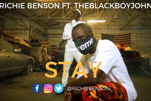 Richie Benson FT. TheBlackBoyJohn - STAY