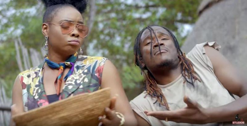 "YEMI ALADE & JAY PRAYZAH MAKE MAGIC ON ""NZIYO YERUDO"