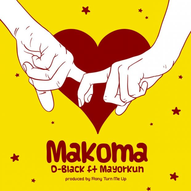 D-Black – Makoma ft Mayorkun (Prod. Ronny Turn Me Up)