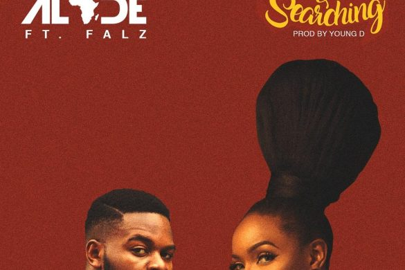 YEMI ALADE - SINGLE SEARCHING FEAT. FALZ & HEART ROBBER