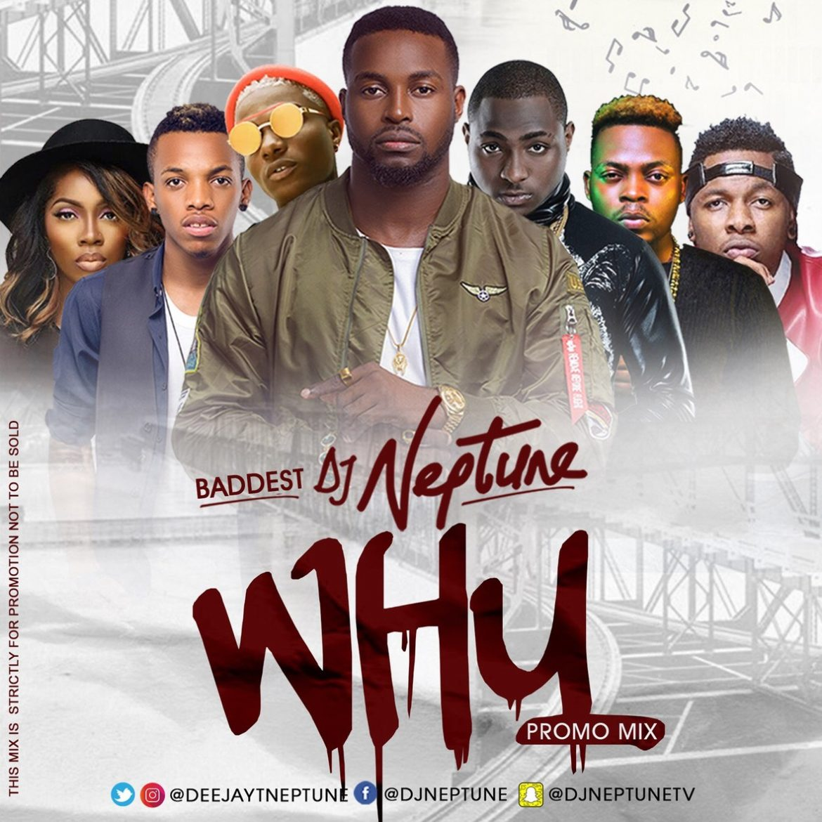DJ Neptune, WHY,Mixtape