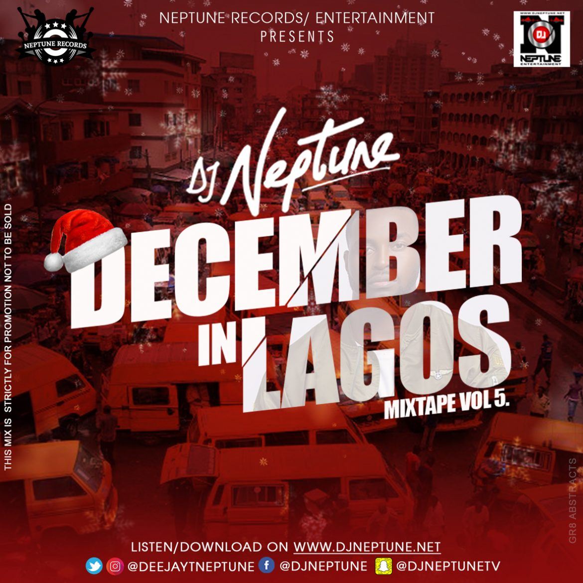 DJ Neptune December In Lagos Mixtape Volume 5