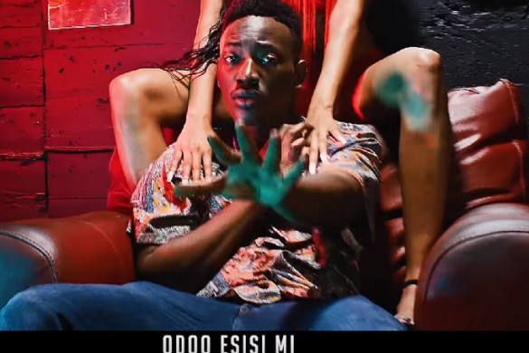 Dammy Krane – Odoo Esisi Mi (Your Body)