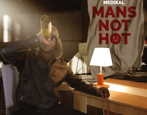 Medikal – Mans Not Hot (Freestyle)