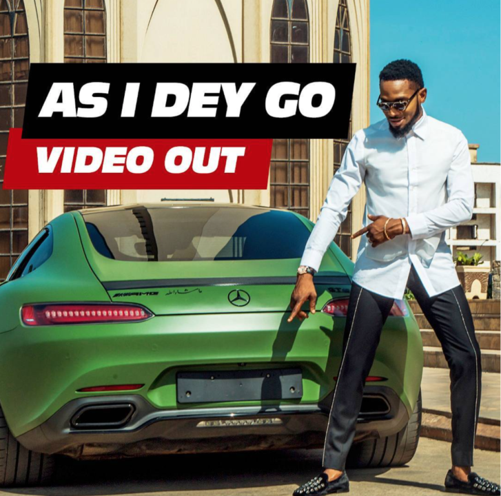 D'banj – As I Dey Go