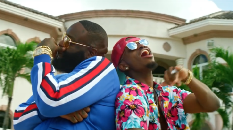 Diamond Platnumz ft. Rick Ross – Waka