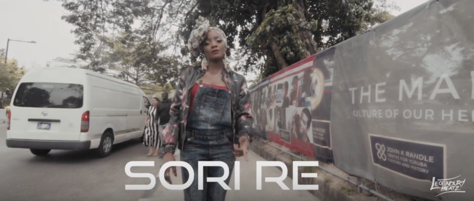 Legendury Beatz ft. Simi – Sori Re