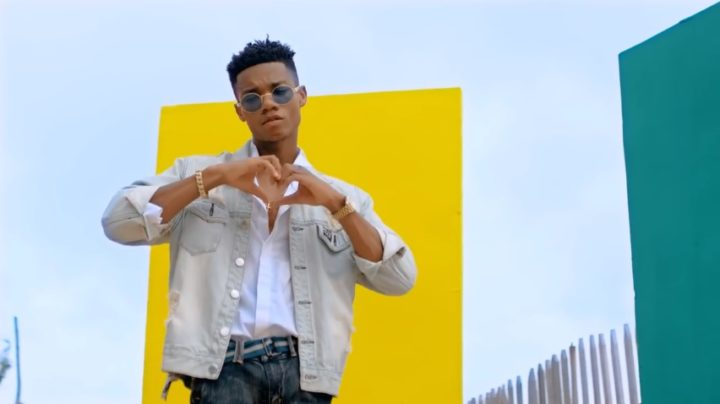 KiDi – Odo (Remix) ft Mayorkun & Davido