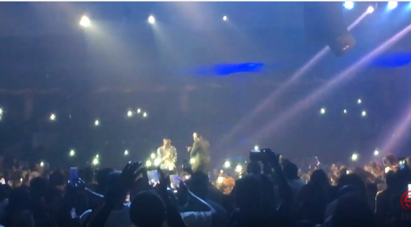"WIZKID AND OLAMIDE SHUT DOWN LAGOS WITH ""WO"" PERFORMANC"