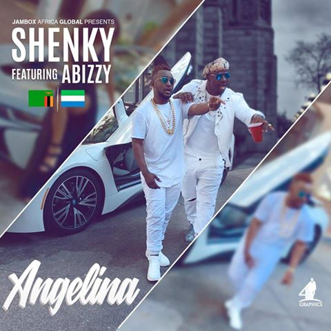 Shenky ft Abizzy - Angelina