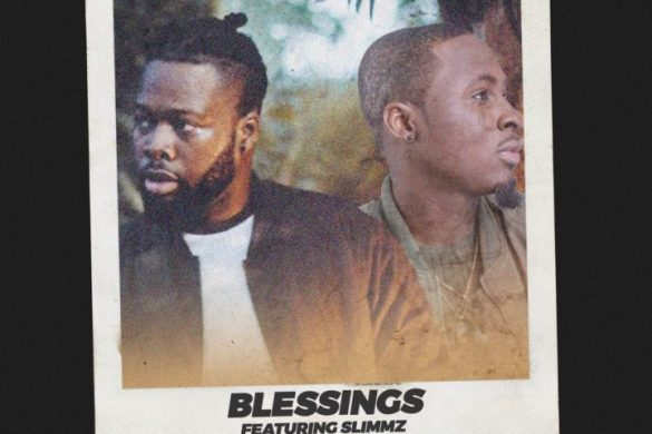 SoJay – Blessings ft. Slimmz