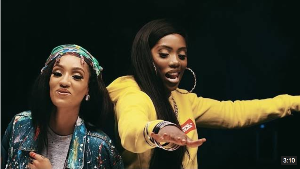 Di'Ja ft. Tiwa Savage – The Way You Are (Gbadun)