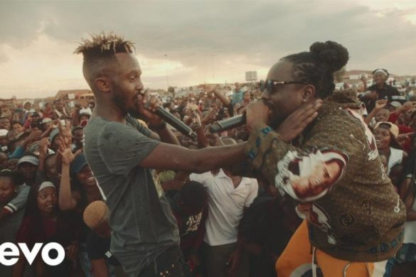 Kwesta – Spirit ft. Wale