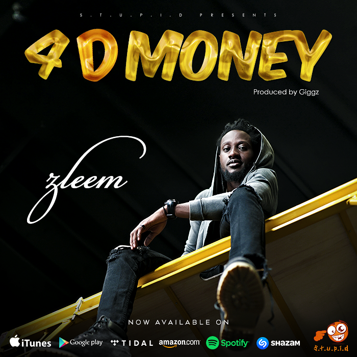 The Afrobeats industry certainly needs to watch out for this talented youngster Zleem, the singer from a royal heritage is set to establish his music Kingdom as he builds steadily his fan base. Here is another offering from the sweet voiced Zleem with the song '4 D Money'.
