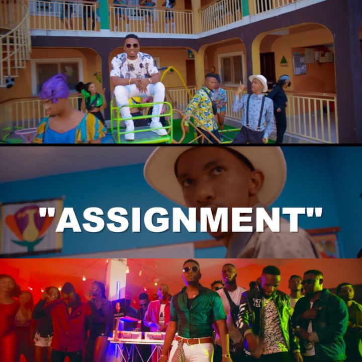 DJ Consequence ft. Olamide – Assignment