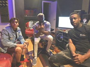 Michael O. Links Up with Super Producer Sarz
