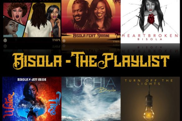 Bisola – The Playlist (EP)