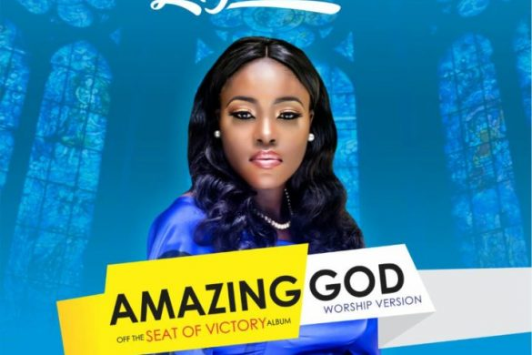 Lily Perez – Amazing God