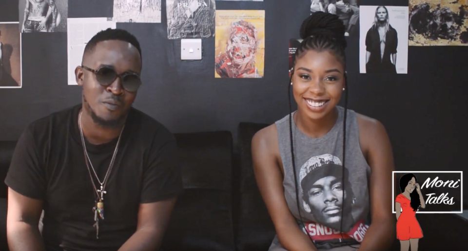Moni Talks Breaks Down Rendezvous Album with M.I Abaga