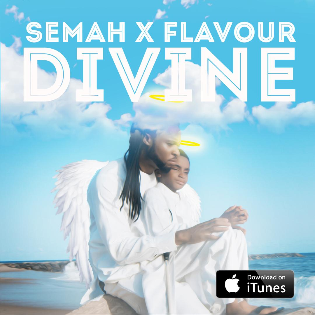 SEMAH X FLAVOUR DIVINE E.P. ALBUM OUT NOW!