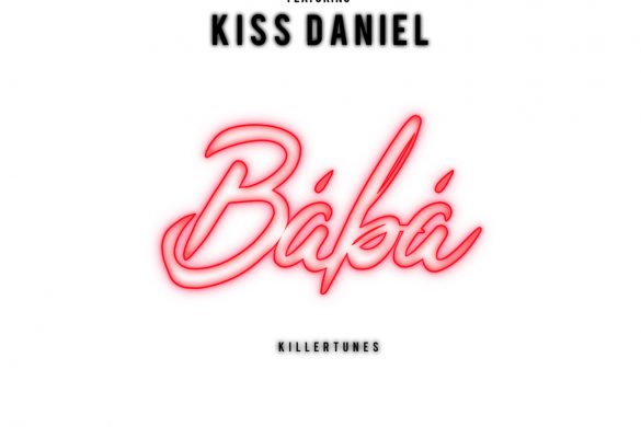 DJ SPINALL ft Kiss Daniel - BABA