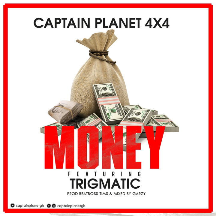 Captain Planet ft. Trigmatic – Money
