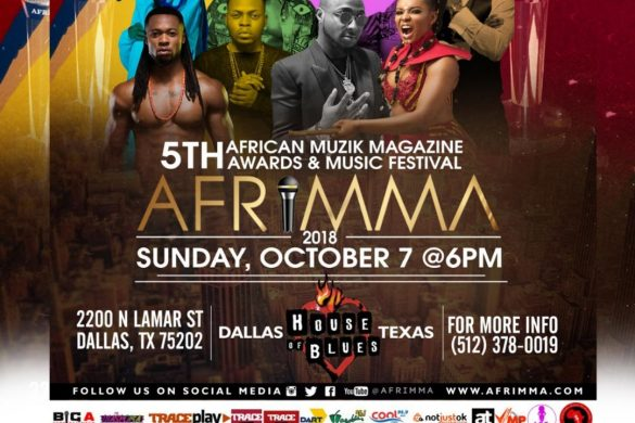 The Flagship African Music Awards : AFRIMMA 2018 AWARDS & MUSIC FESTIVAL
