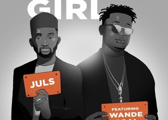 Juls ft. Wande Coal – Sister Girl (Dance Video)