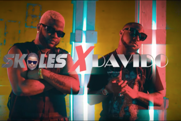Skales X Davido – Currency