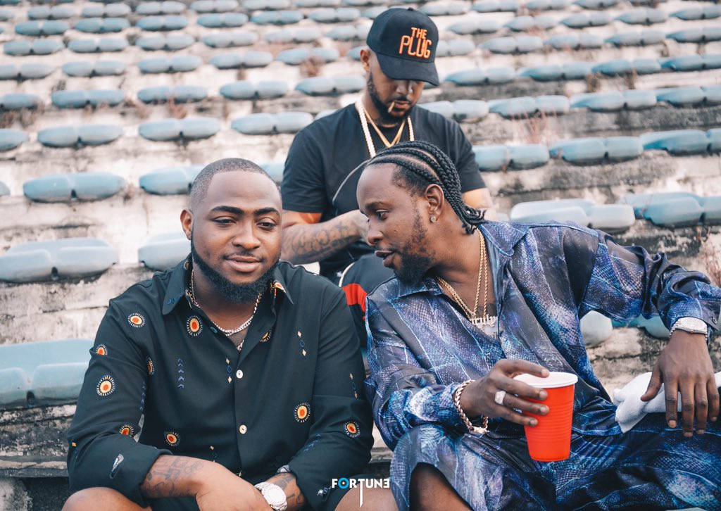 Popcaan-Davido-Dun-Rich-video