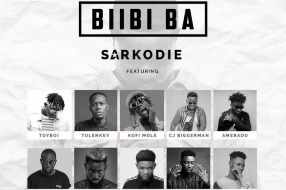 Sarkodie-feat.-Lyrical-Joe-Tulenkey-Frequency-Kofi-Mole-Toy-Boi-Yeyo-Amerado-2-Fyngers-OBKAY-CJ-Biggerman-–-Biibi-Ba-711x720