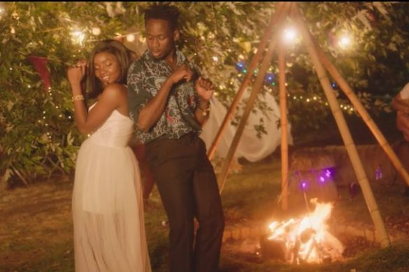 Mr Eazi – Surrender ft. Simi