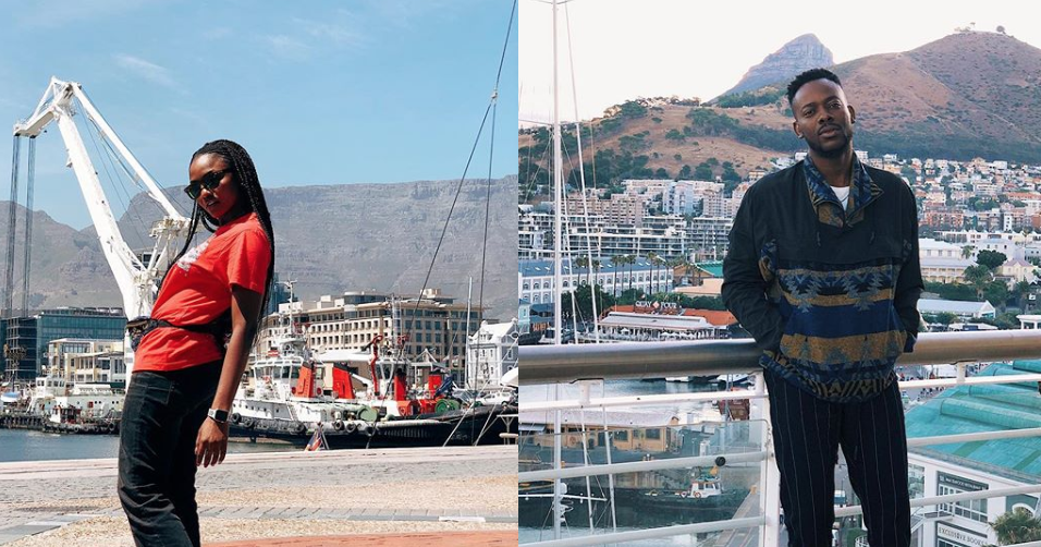 "Nigeria's latest music couple, Adekunle Gold and Simi, who wedded in an ultra-secretive ceremony, are currently having their honeymoon in Cape Town, South Africa. The two married traditionally on Wednesday, January 9, in an unknown location in Lagos, and had a more private wedding the next day, January 10 in Eko Atlantic City. Exclusive footage from the wedding ceremony was used to create their new joint music video ""Promise."" The couple has been sharing photos of themselves in Cape Town, and they look very beautiful and happy together. Before their surprise wedding, the two had been dating for over five years and had worked together on each other's albums."