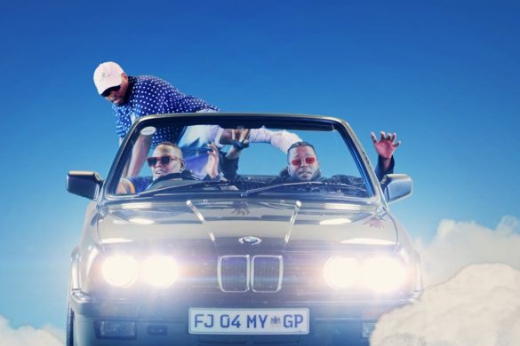 DJ Dimplez ft. Anatii & Da L.E.S – Vacation