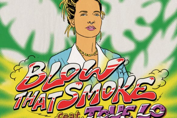 Major Lazer - E-Kelly Remix of 'Blow That Smoke' ft. Tove Lo