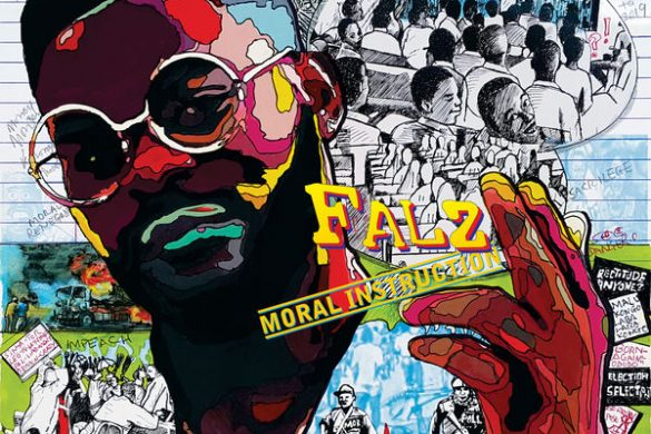 "Falz Releases ""Moral Instruction"" Album"