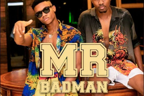 KiDi ft. Kwesi Arthur – Mr. Badman